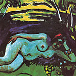 German artists - Pechstein, Max (German, 1881-1955) 4