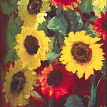 German artists - Nolde, Emil (German, 1867-1956) 6