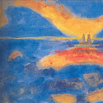 German artists - Nolde, Emil (German, 1867-1956) 5