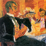 German artists - Nolde, Emil (German, 1867-1956) 1