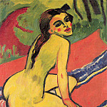 German artists - Pechstein, Max (German, 1881-1955) 3