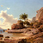 Flamm Albert Ansicht Von Capri, German artists