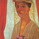 German artists - Modersohn - Becker, Paula (German, 1876-1907) 2