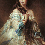 German artists - Winterhalter, Franz-Xaver (German, 1805-1873) 1