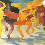 German artists - Nolde, Emil (German, 1867-1956) 4