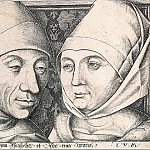 German artists - Meckenem, Israhel van (German, Approx. 1445-1503)