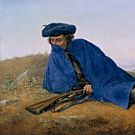 Peter Von Hess - Georg Friedrich Kersting (1785-1847) - Outpost Duty