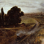 The Berlin-Potsdam Railway, Adolph von Menzel