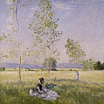 Friedrich August Von Kaulbach - Claude Monet (1840-1926) - Summer