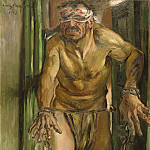 Lovis Corinth - Lovis Corinth (1858 - 1925) - The Blinded Samson