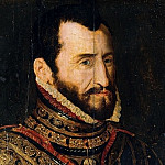 Borghese Gallery - Maestro Veneto (16th cent.) - Portrait of Fernando Alvarez de Toledo duke of Alba