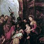 Adoration of the Magi (), Peter Paul Rubens