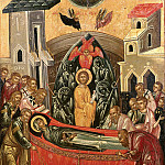 Cretan – Dormition of the Virgin