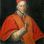 Italian Artist - Portrait of Pope Clement XII