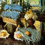 Igor Grabar - Flowers and fruit