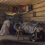 Vasily Maksimov - Sick husband
