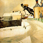 Marc Chagall - chagall_over_vitebsk_1914