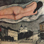 Marc Chagall - chagall_nude_over_vitebsk_1933