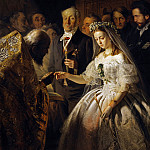 Vasily Pukirev - The Unequal Marriage
