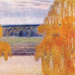 Виктор Борисов-Мусатов - borisov-musatov_autumn_song_1905