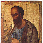 rublev_st-paul-the-apostle_1410s, R K Post