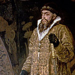 900 Classic russian paintings - Tsar Ivan IV Vasilyevich the Terrible (1530-1584)