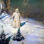 Viktor Vasnetsov - The Snow Maiden