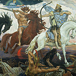 Viktor Vasnetsov - The Four Horsemen of the Apocalypse
