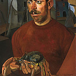Fisherman, Boris Grigoriev