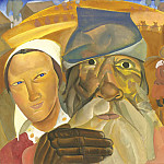 Boris Grigoriev - Faces Of Russia