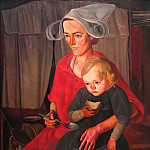 Poverty, Boris Grigoriev