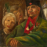 Red Army General, Boris Grigoriev