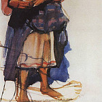 Zinaida Serebryakova - The peasant woman