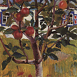 Zinaida Serebryakova - An apple tree