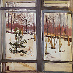 The window, Zinaida Serebryakova