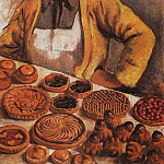 Zinaida Serebryakova - Baker from the Lepic street