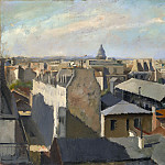 View from the Artist Studio, Vera Rockline