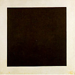 Ilya Repin - Black square