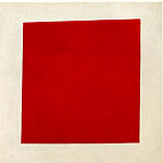 Kazimir Malevich - Malevitj Red square - Painterly realism of a peasant woman i