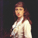 Ivan Kramskoy - kramskoi_the_artists_daughter_sofia_kramskaya_1882