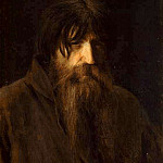 Ivan Kramskoy - Kramskoi_Head_of_an_Old_Peasant