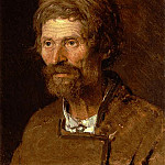 Ivan Kramskoy - Kramskoi_Head_of_an_Old_Ukranian_Peasant