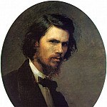 Ivan Kramskoy - Self_Portrait