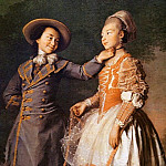 Khrusshchova and Khovanskaya, Dmitry Levitsky (Levitzky)