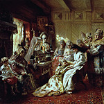Konstantin Makovsky - Wedding