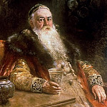 Konstantin Makovsky - A Boyar at Home