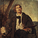 Alexander Popov, Painter