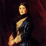 Ilya Repin - Countess Orlova-Davydova