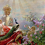 Konstantin Makovsky - The Toilet of Venus