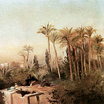 Konstantin Makovsky - Irrigation system in Egypt